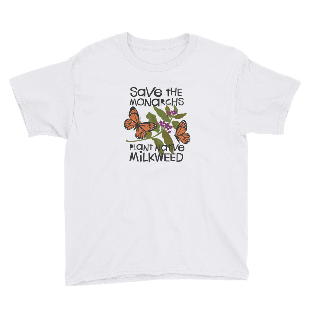 Youth Save the Monarchs T-Shirt