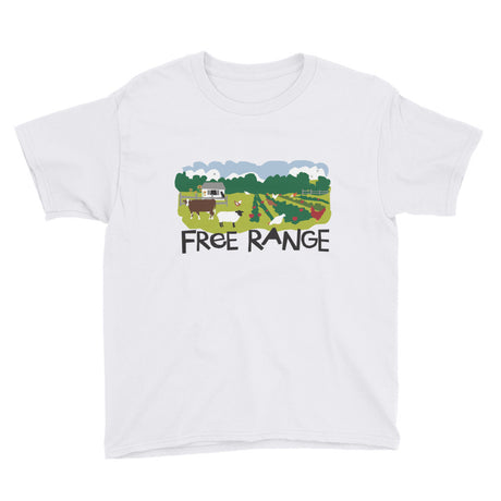 Youth Free Range T-Shirt