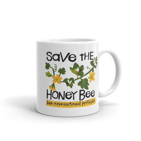 Save the Honey Bee Mug