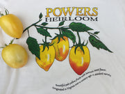 Powers Heirloom Tomato Ladies T-Shirt