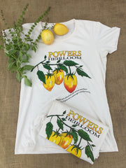 Powers Heirloom Ladies Tomato T-Shirt