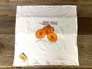 Ruby Gold Heirloom Tomato Flour Sack Towel