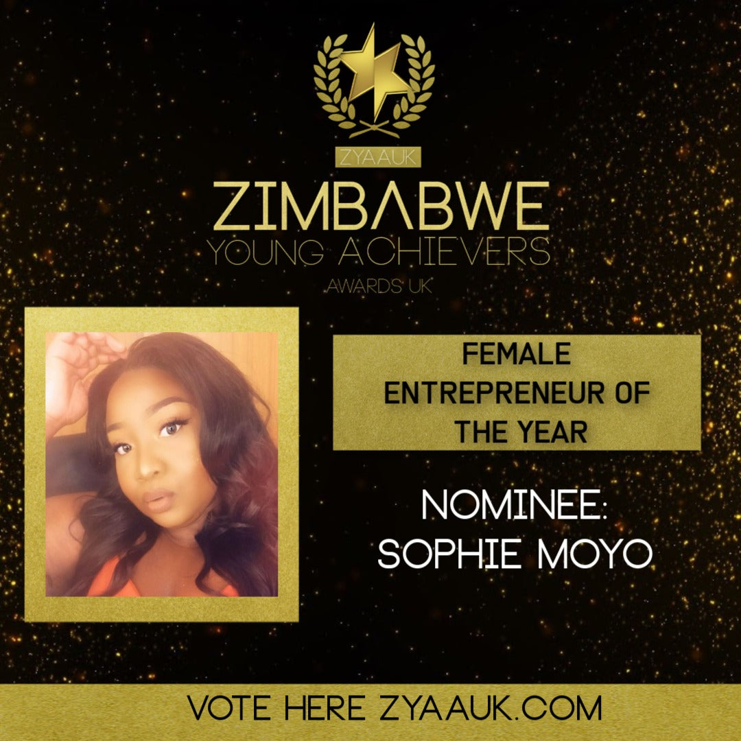 Female Entrepenuer of Year Nominee!! 2018