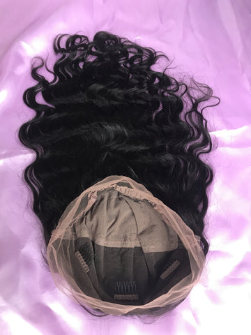 Skye Bodywave Full Lace Wig inspired by Tammy Rivera