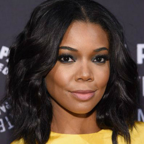 "Tamuka 12"" Bodywave Frontal Bob inspired by Gabrielle Union"