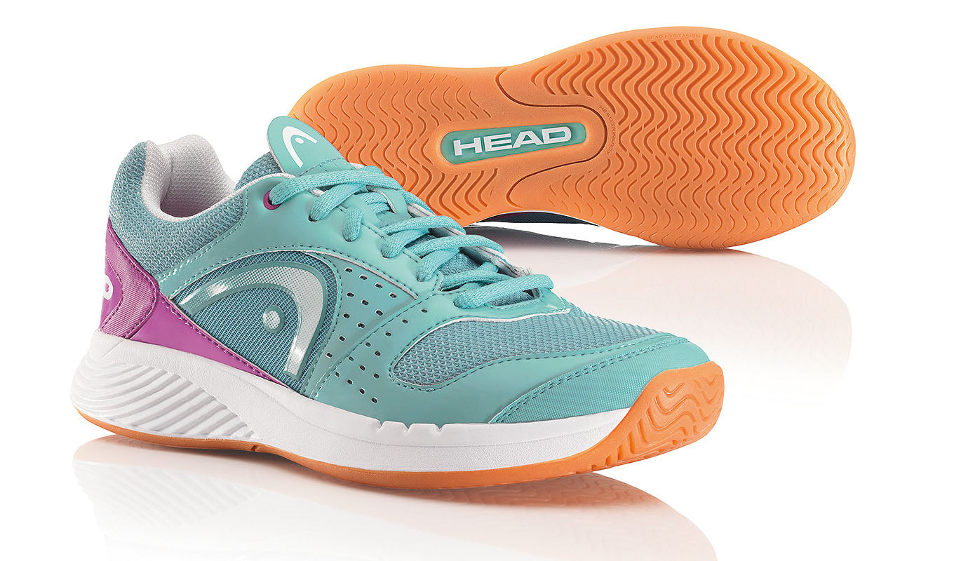 Head Sprint Team Indoor Ladies Squash Shoe