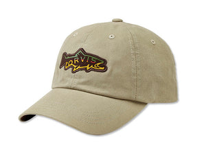 Hook-Jaw Trout Ball Cap