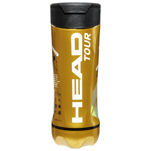 HEAD TOUR TENNIS BALL SEA LEVEL