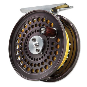 CFO 1 Reel Black Nickel