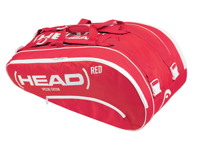 HEAD RED LIMITED EDITION MONSTER COMBI TENNIS BAG