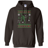 2017 Evergreen Giant Christmas Hoodie