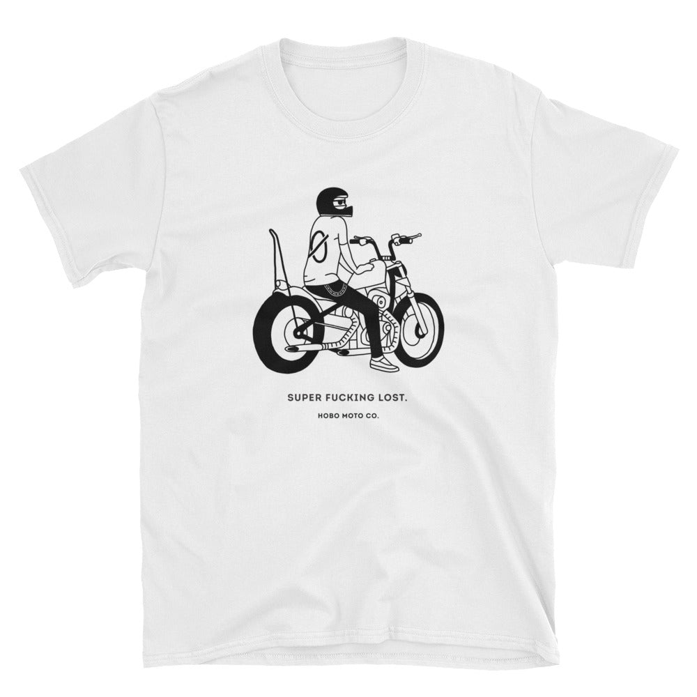 Super Lost Short-Sleeve Unisex T-Shirt