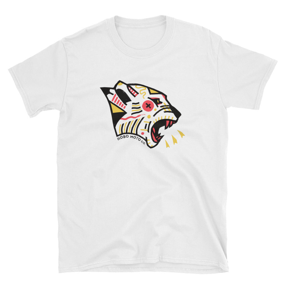 SCREAMING LION Short-Sleeve Unisex T-Shirt