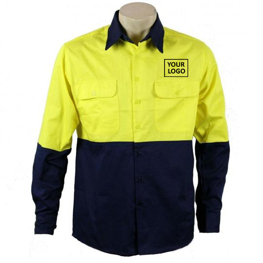 HiViz Shirt - Printed pricing guide