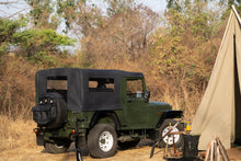 Mahindra Thar Canvas Soft Top