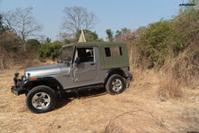 Non-Openable Canvas Soft Top for Mahindra Thar