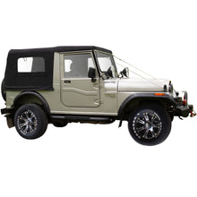 Openable Canvas Soft Top for Mahindra Thar