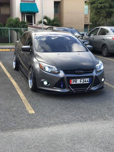 Front Splitter Ford Focus 2014
