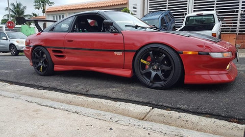 Gecko Racing Coilovers Toyota MR2 SW-20