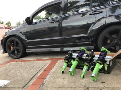 Gecko Racing Coilovers Dodge Caliber Srt-4
