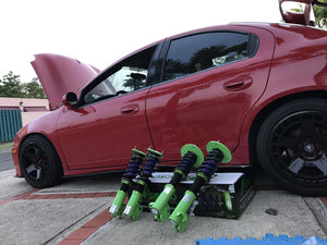 Gecko Racing Coilovers Dodge Neon SRT4