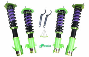 Gecko Racing coilovers Subaru WRX STi 2006-07