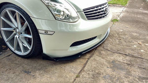 Front Splitter Indiniti G35 Coupe