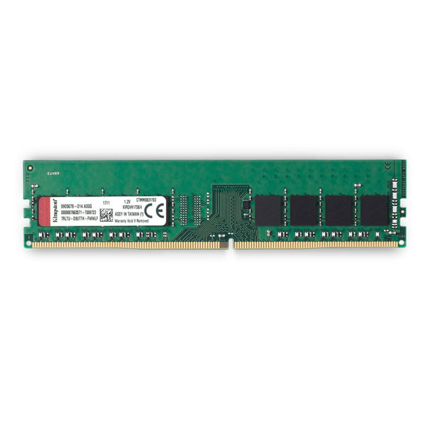 Kingston ValueRAM 4GB 2400MHz DDR4 Desktop Ram (KVR24N17S8/4)