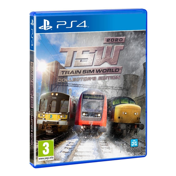 Train Sim World 2020 Collector's Edition (PS4) 22/11/2019