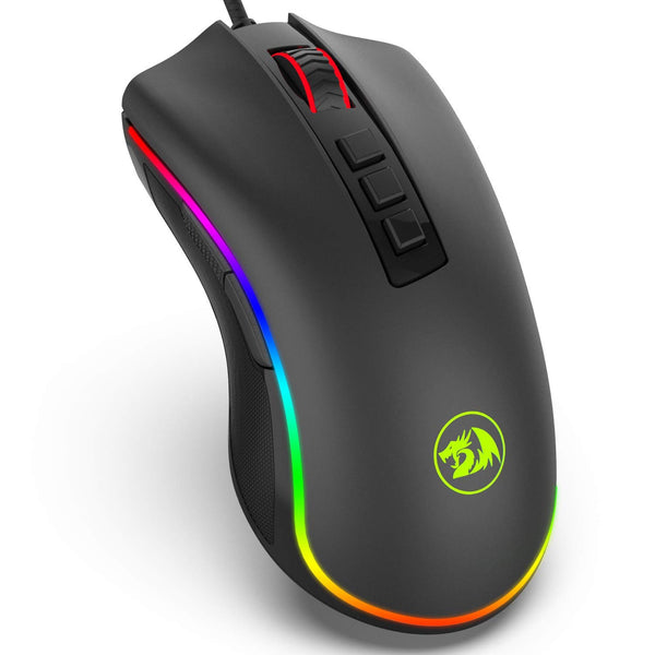 Redragon M711 COBRA Gaming Mouse with 16.8 Million Chroma RGB Color Backlit
