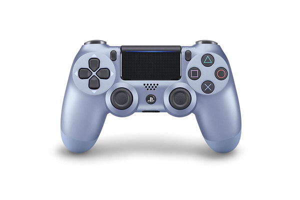 DUALSHOCK 4 Wireless PS4 Controller PlayStation 4 Titanium Blue Edition
