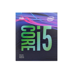 Intel Core i5 9400F 9th Gen Processor LGA1151 (Graphic Card Needed for Display)