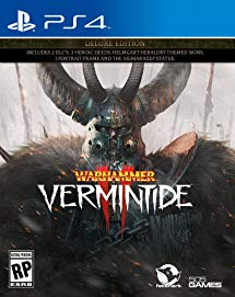 Warhammer Vermintide 2 Deluxe Edition (PS4) 14/6/2019