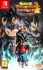 Super Dragon Ball Heroes World Mission NintendoSwitch