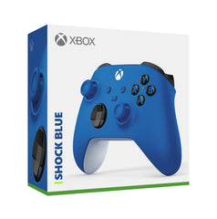 Xbox Series X/S Wireless Controller (Shock Blue)