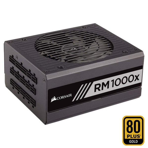 CORSAIR RMX RM1000X 1000W 80 Plus Gold Full Modular Power Supply SMPS