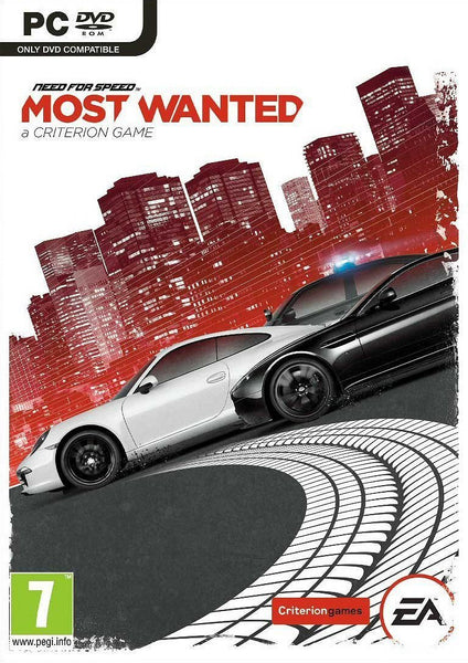 Need for Speed : Most Wanted - PC Game