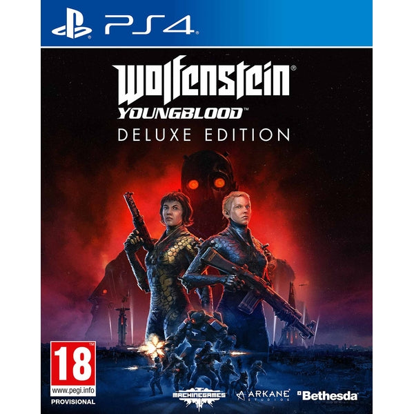 Wolfenstein: Youngblood Deluxe Edition (PS4) 26/7/2019