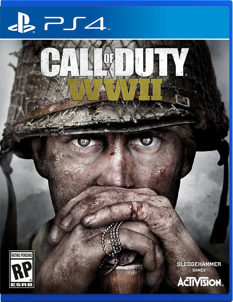 PS4 Call of Duty WW2 COD WWII