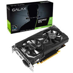 GALAX GeForce GTX 1650 EX 1-Click OC 4GB GDDR5 128-bit, PCI-E 3.0 Gaming Graphic Card