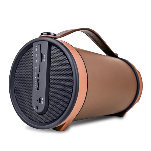 iBall Musi Barrel BT31 Portable Bluetooth Speakers With FM Radio