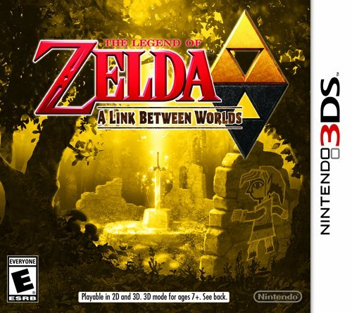 Legend of Zelda A Link Between Worlds (Nintendo 3DS) (NTSC)