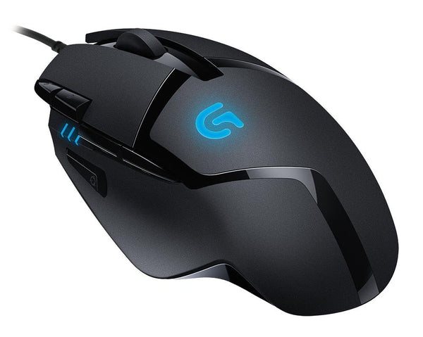 Logitech G402 Hyperion Fury Ultra Fast FPS Gaming Mouse - Black