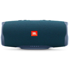 JBL Charge 4 Portable Waterproof Wireless Bluetooth Speaker (Blue)