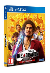 Yakuza: Like a Dragon Day Ichi Edition Steelbook (PS4)