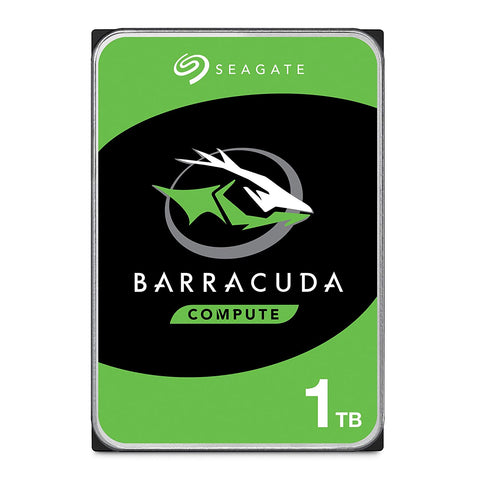 "Seagate BarraCuda ST1000DM010 1TB SATA 6.0Gb/s 3.5"" Desktop Drive HDD"