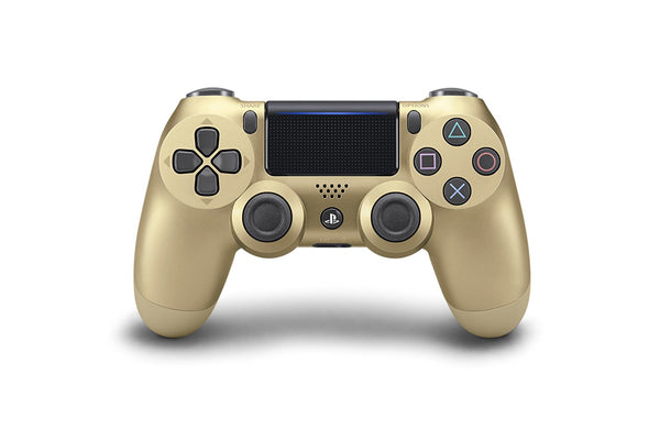 Sony PS4 PlayStation DualShock 4 Controller V2  Gold
