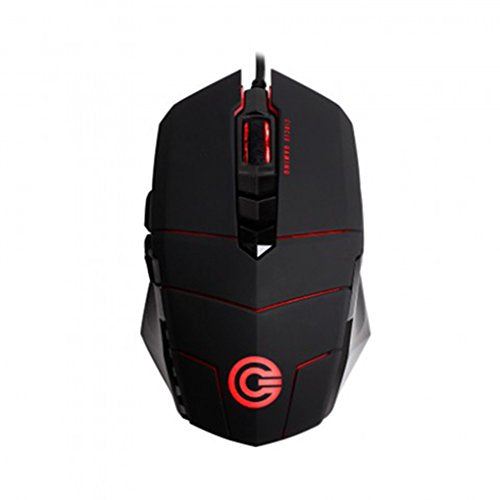 Circle Marksman 2 - 4000 DPI Ultra Fast  Gaming Mouse, 5 Speed DPI ,6-Buttons