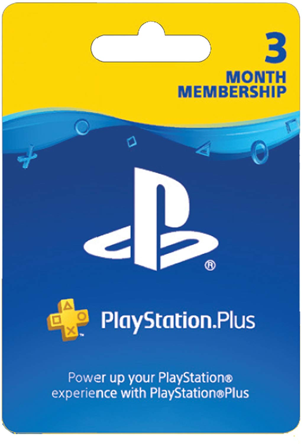 Sony PlayStation Plus 3 Month Membership Indian PSN account