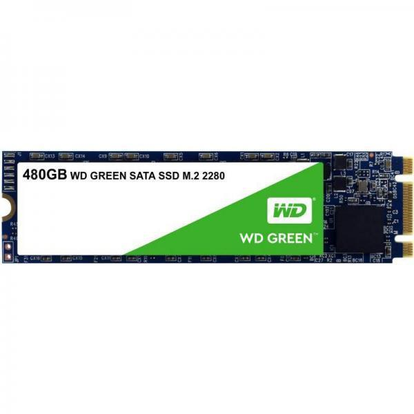 Western Digital 480GB Green SATA M.2 WD SSD